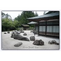 Uzakdoğu Bahçe Sanatı (Zen Bahçesi)