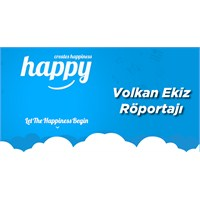 Volkan Ekiz İle Happy Digital Röportajı