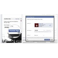 Facebook Yeni Reklam Seçeneği Promoted Page Likes