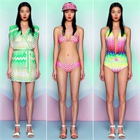 Missoni 2013 Bikini Koleksiyonu