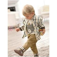Erkek Çocuk Modası