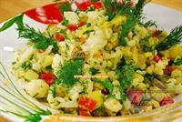 Oktay Usta'dan Hafif Karnıbahar Salatası