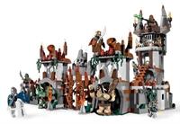Lego Dünyası-trolls' Mountain Fortress