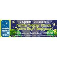 Kadıköy Tiyatro Festivali 17 Ağustos'ta Başlıyor