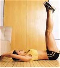 Resimli Karın Egzersizleri