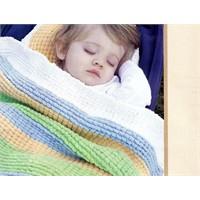 Bebek Örtüsü Ve Yastık Yapımı