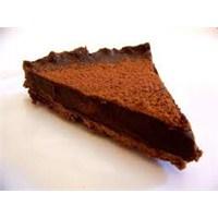 Çikolatalı Tart -yapılışı