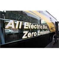 İett 'de Elektrikli Otobüs Dönemi Başlıyor