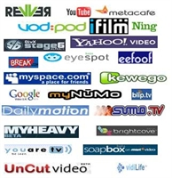 343+ Video Paylaşım Sitesi