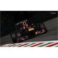 İtalya Gp'inde Pole Pozisyonu Sebastian Vettel'in!