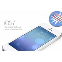 Apple Merakla Beklenen İos7 Tanıtımını Yaptı