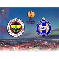 Fenerbahçe Belarus Yollarında …