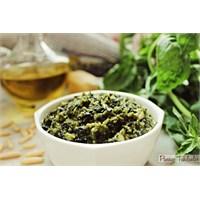 Yeşil Güzeldir: Pesto Sos