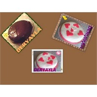 Kalpli Şeker Hamurlu Pasta