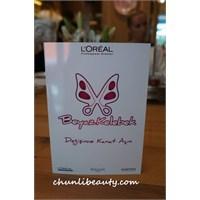 """L'oréal """"Beyaz Kelebek"""" Projesi Ve Biz :)"""