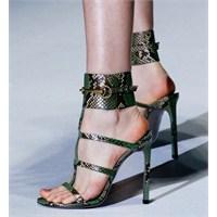 Kadınlar İçin 2013 İlkbahar/yaz Ayakkabı Trendleri