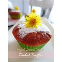 Vişneli- Limonlu Muffin