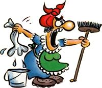 Evde Temizlik Zamanı!!!
