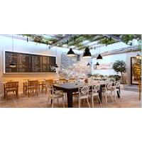 Hedef Aydınlatma'dan Alaçatı'da Alarga Restoran