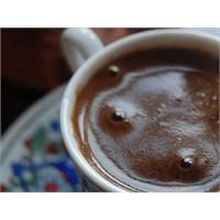 Türk kahvesi tarifi(Şekerli)