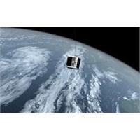 İtü'nün Ürettiği 2. Küp Uydu Uzayda