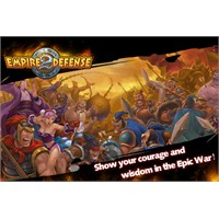 Empire Defense İi İphone Kule Savunma Oyunu