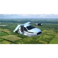 Uçan Arabalar Gerçek Oluyor