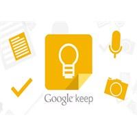 Google Not Defteri (Google Keep)