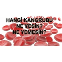 Kan Grubuna Göre Beslenme Şekilleri