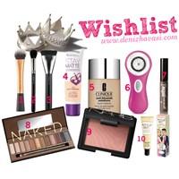 Denemek İstediğim Kozmetik Ürünleri || Kasım