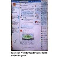 Facebook El Yazısı Ve Çizimi Versiyonu