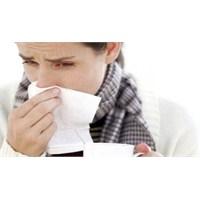 Soğuk Algınlığına Doğal Reçete