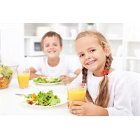 Çocuklarda Bağışıklık Sistemini Güçlendirmenin Yol