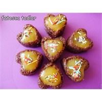 Minik Kalp Muffinler/ Fatosca Tadlar