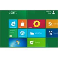 Windows 8 Beta'nın Uygulamaları