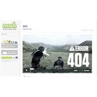 Hayran Kalınacak 404 Hata Sayfası.
