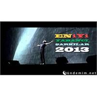2013 Yılının En İyi Yabancı Şarkıları