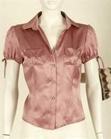 Bu Yazın Gömlek Modası :karpuz Kol