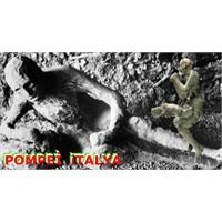 Pompei İtalya - Taş Kesilen İnsanlar