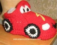 Çocuklarmızın Severek Giyecekleri Araba Patiklerin