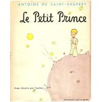 """Kitap """"Le Petit Prince"""""""