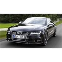 2012 Audi A7 Abt Kaslarına Kavuştu