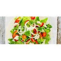 Sebzeli Aşk Salatası Tarifi
