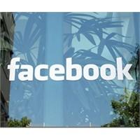Facebook'tan Bir İlk Daha