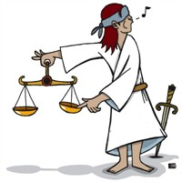 Antika Adalet Terazisi