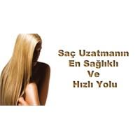 Saç Uzatmanın En Sağlıklı Ve Hızlı Yolu