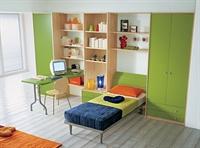 Farklı Dizaynlarda Çocuk Odaları