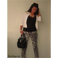 Kombin Önerileri 39 : Batik Desenli Pantolon !!!