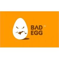 Yumurtadan Esinlenilmiş Logo Tasarımları