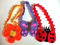 Kız Çocuklarına Hello Kitty Çantalar